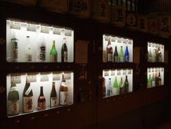 伊丹 空港銘酒蔵 利き酒