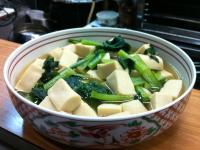 割烹【左と右】 高野豆腐
