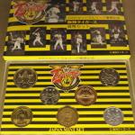 阪神優勝 記念貨幣