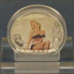 マリリン・モンロー 生誕85周年 記念貨幣