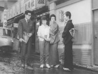 赤坂の姉妹 夜の肌  (c)角川映画