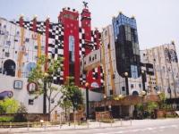 大阪市環境局 舞洲工場 フンデルトヴァッサーのデザイン