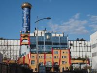 舞洲スラッジセンターもフンデルトヴァッサーのデザイン