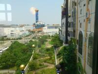 舞洲工場 庭園