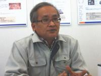 株式会社ビオスタ社長:高木滋樹さん(農学博士)
