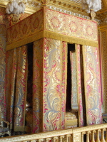 ヴェルサイユ 王の寝室