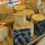 マルシェ・ド・ノートルダム チーズ