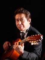 アロージャズオーケストラのギタリストを勤めた池田定男さん