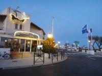 サント・マリー・ド・ラ・メールのレストラン