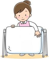 梅雨時のカビ被害を防ぐため、寝具は天日干し、または乾燥機を使いましょう。