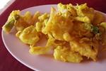 コーラル島 旅行レポート パイナップルの天ぷら