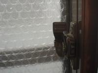 窓の防寒対策