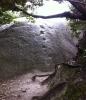交野の八丈岩